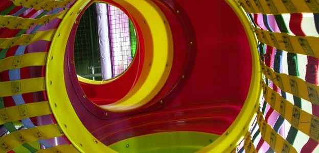 Enter into a world of fun at any of the indoor playgrounds in Singapore
