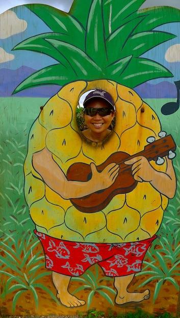 Dole_Miss Pineapple