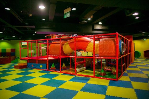 eXplorer Kid mega play structure2