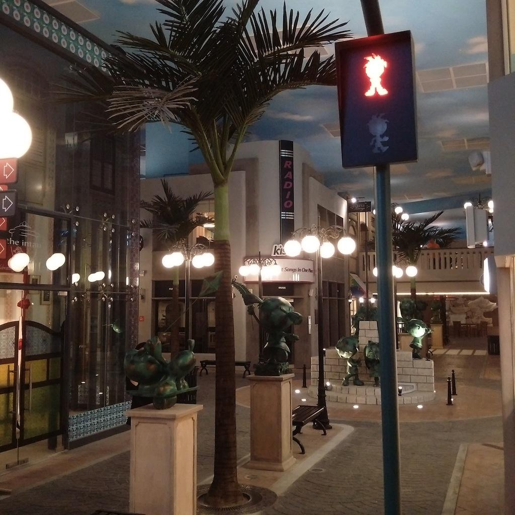 KidZania SG - Streets of KidZania Singapore