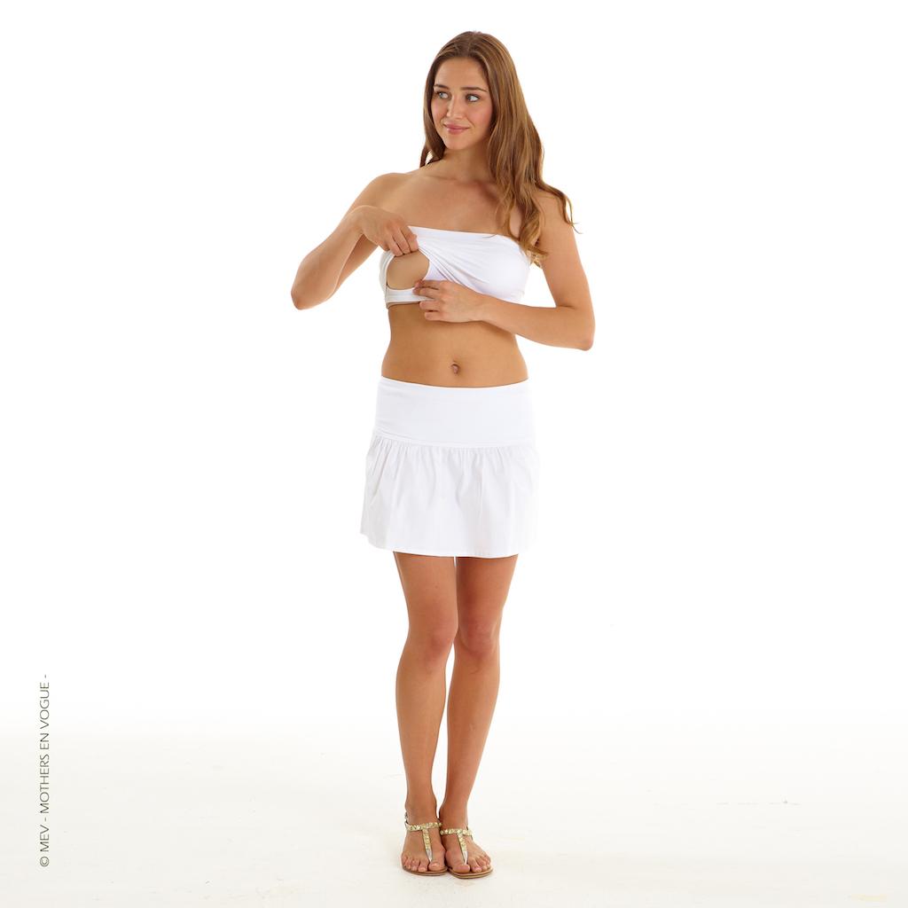 Seamless Nursing Bandeau_180613 21155_White02