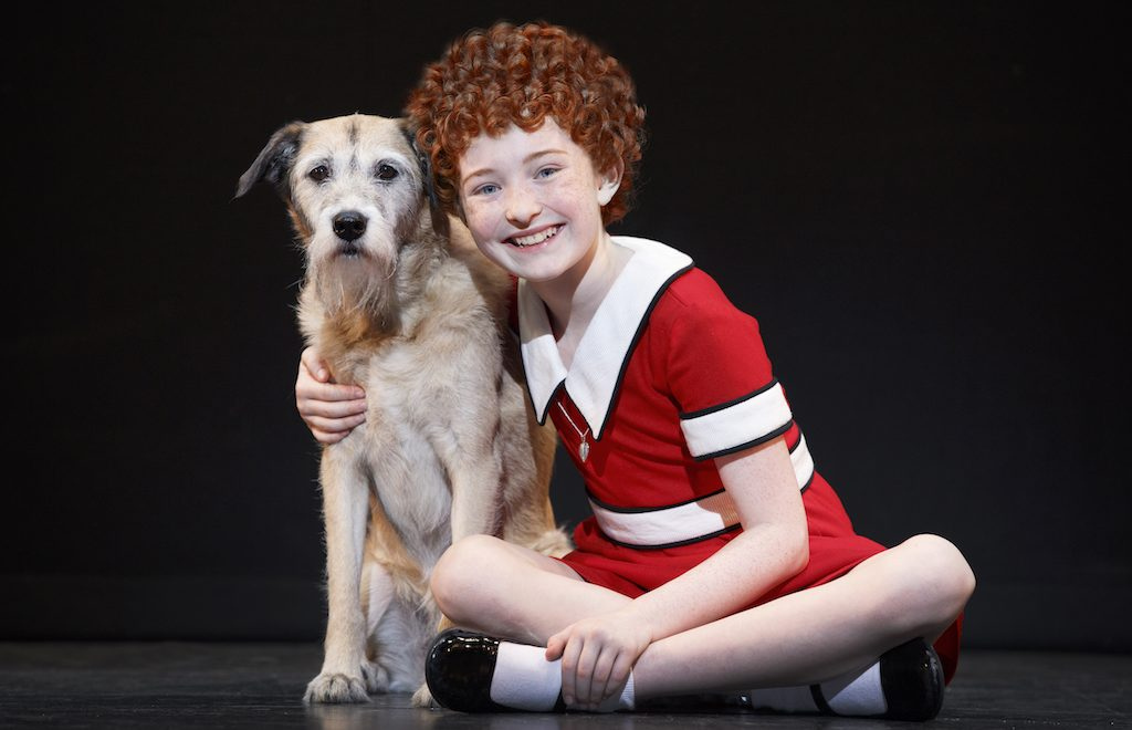 Giveaway: Tickets to ANNIE – The World's Best-Loved Musical