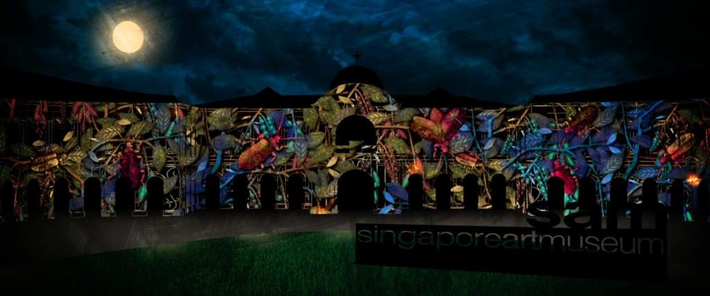 Singapore Night Festival SNF2016-journey