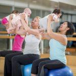new mummy gifts - mum and baby workout class