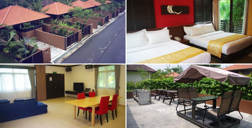 Staycations at D'Kranji Farm Resort