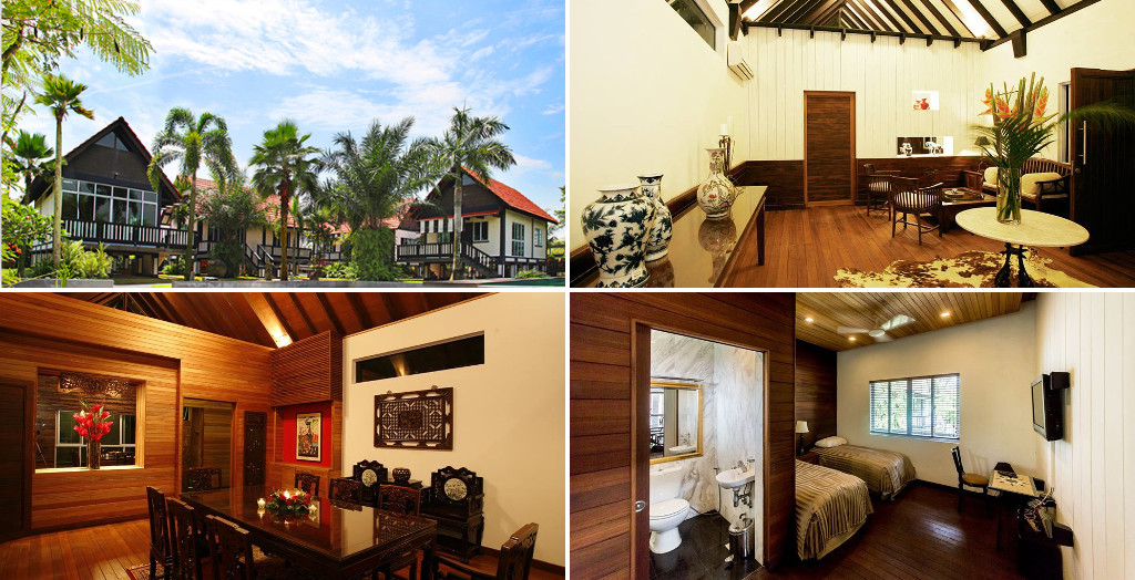 Staycations at Gardenasia Farmstay Villas