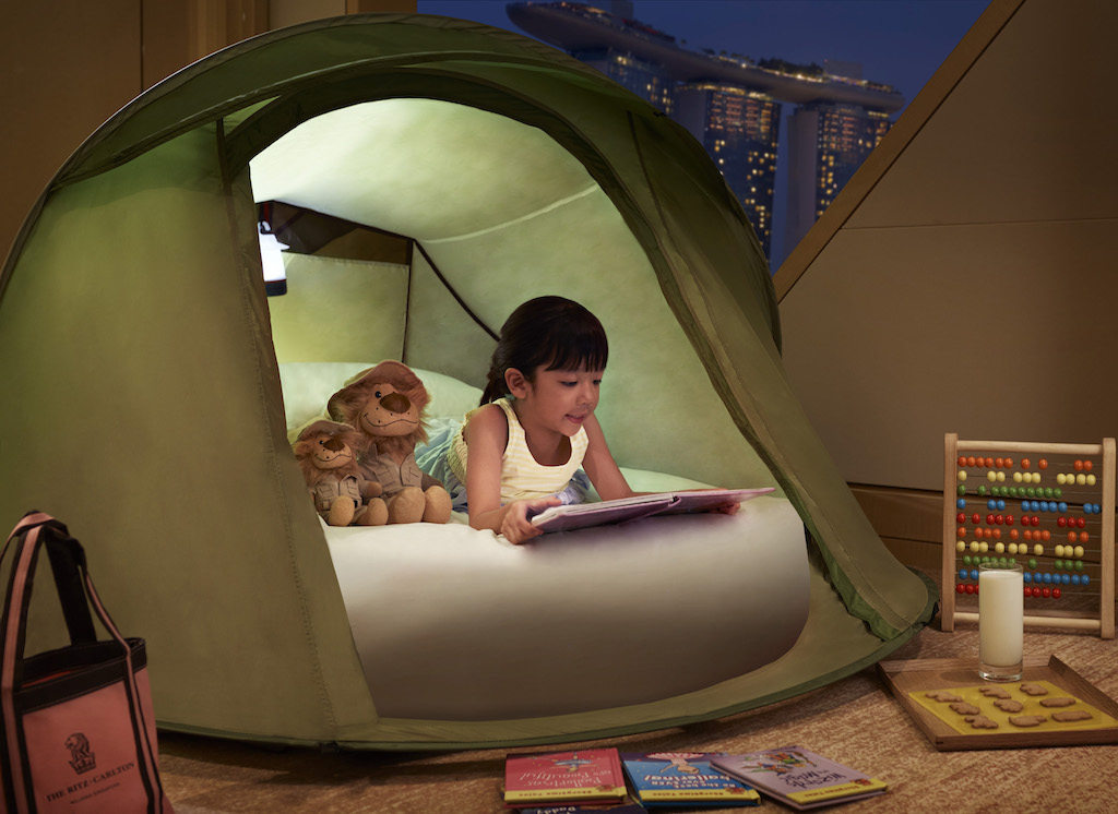 Glamping With Ritz Kids Night Safari Adventures At The