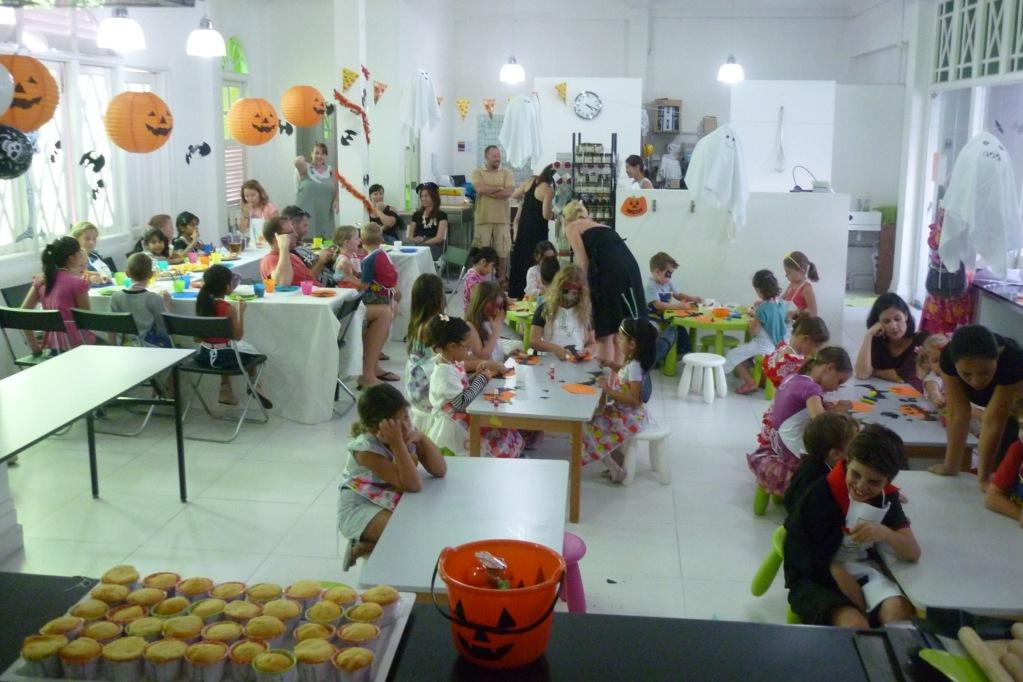 halloween 2016 - expat kitchen