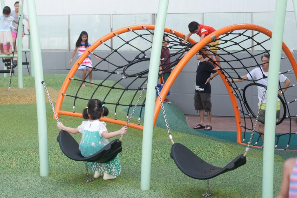 Happy Park punggol-swing