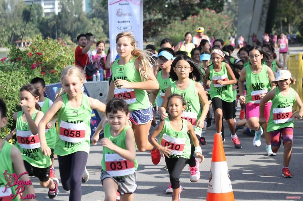 Venus Run Singapore