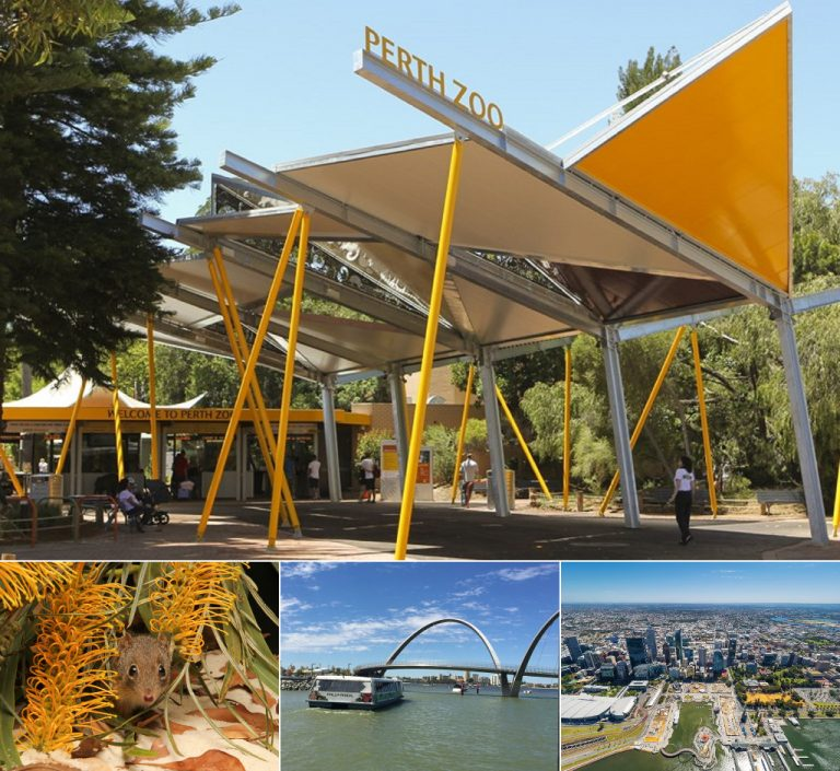 kid-friendly hotels in Perth - Perth Zoo Elizabeth Quay