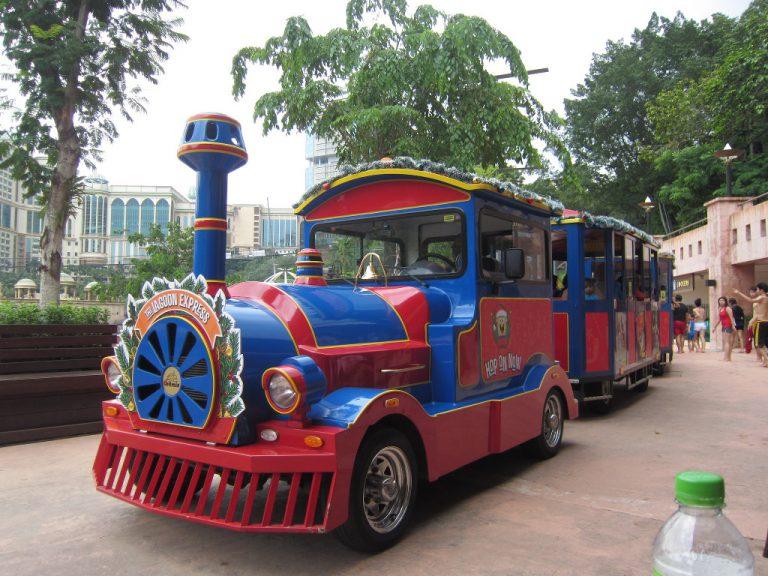 sunway lagoon - train express