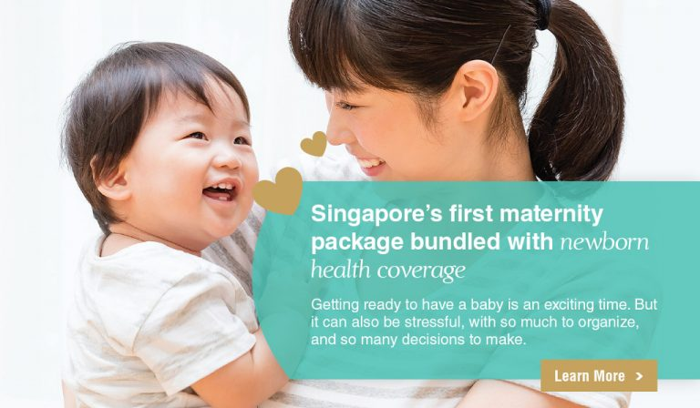 health coverage - maternity package