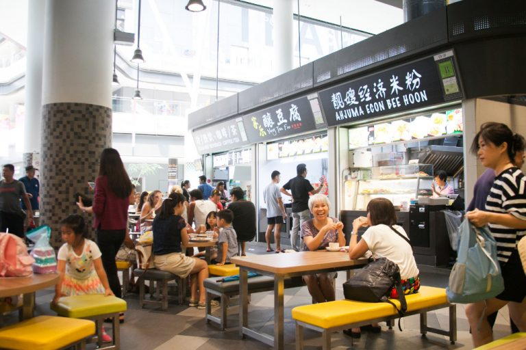 Our Tampines Hub - hawker2