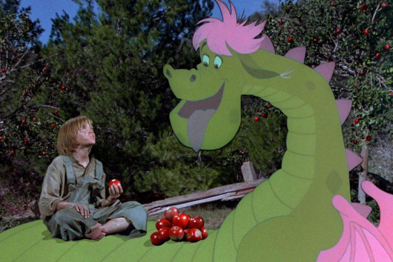 nostalgic movies - petes dragon