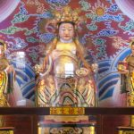 Praying to Zhu Sheng Niang Niang (注生娘娘) for a Baby