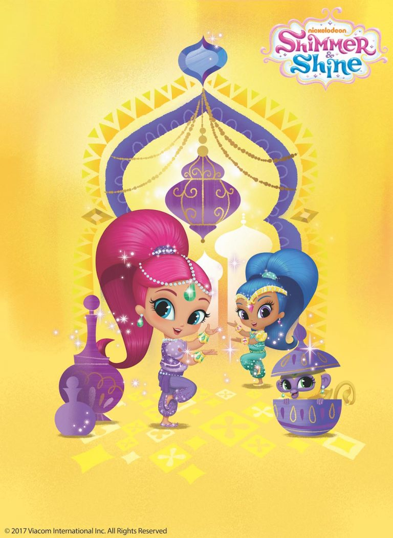 Shimmer Shine Live On Stage At City Square Mall This September