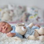 eczema in babies - sleep