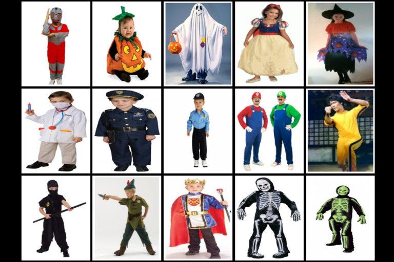 kid-friendly Halloween - the magic hall