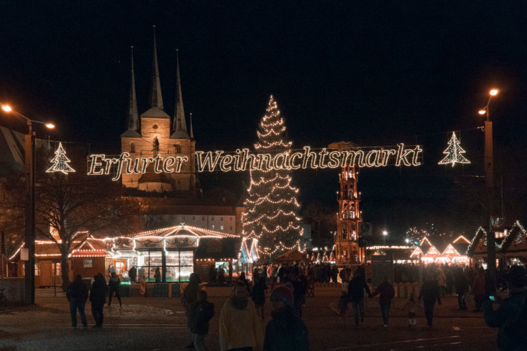 Christmas markets - erfurt
