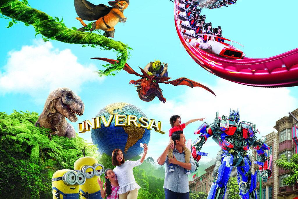 annual family passes - universal studios