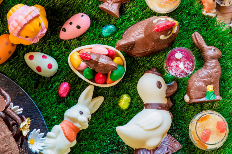 The ultimate list of 30 eggceptional easter brunches and egg hunts easter brunches and egg hunts hilton singapore negle Choice Image