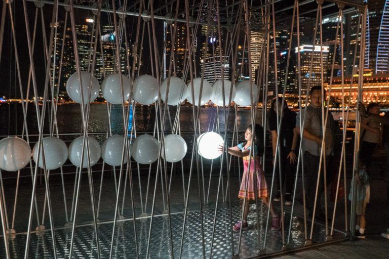 i Light Marina Bay 2018 - cradle2cradle