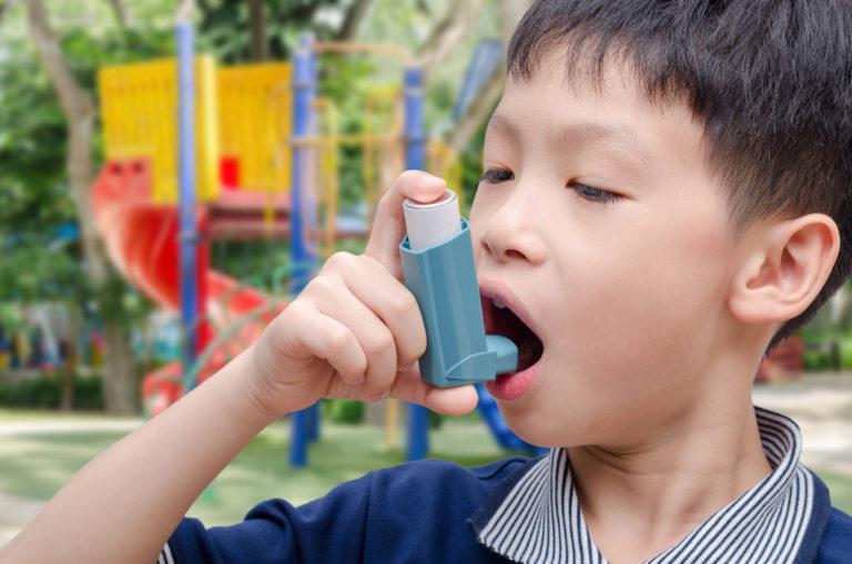 a&e - inhaler