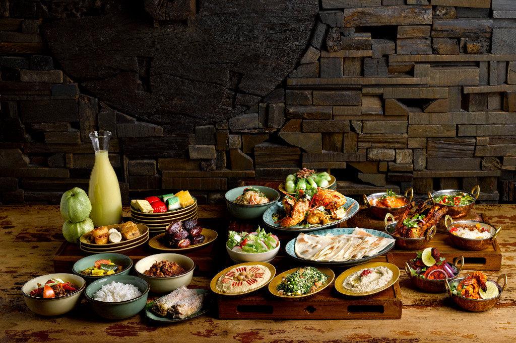 Ramadan 2018 iftar buffets - Grand Hyatt