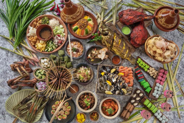 Ramadan 2018 iftar buffets - Hilton pop-up spread