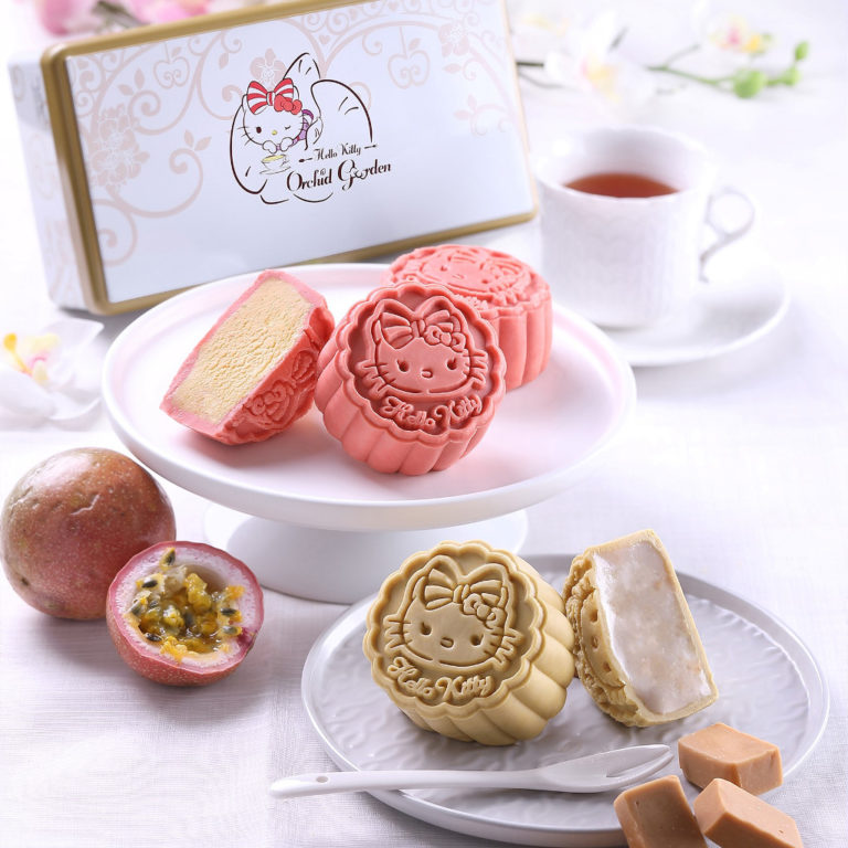 Mooncake Festival 2018 - Hello Kitty Orchid Garden