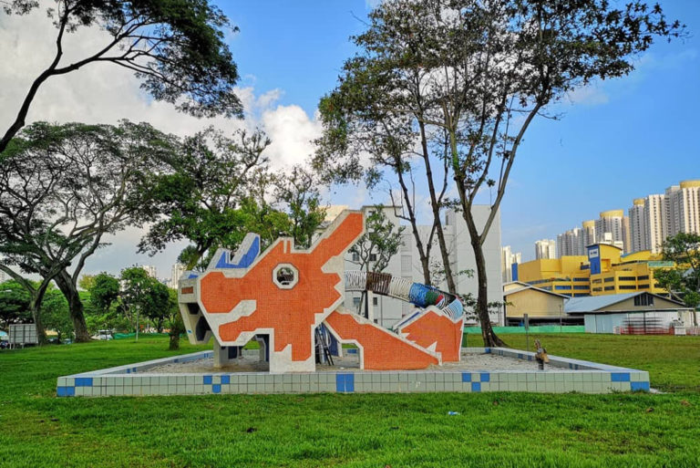 outdoor playgrounds - toa payoh lor 6