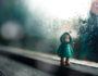 depression in children - raincoat