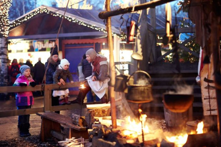 Christmas Markets in Europe - Gothenburg
