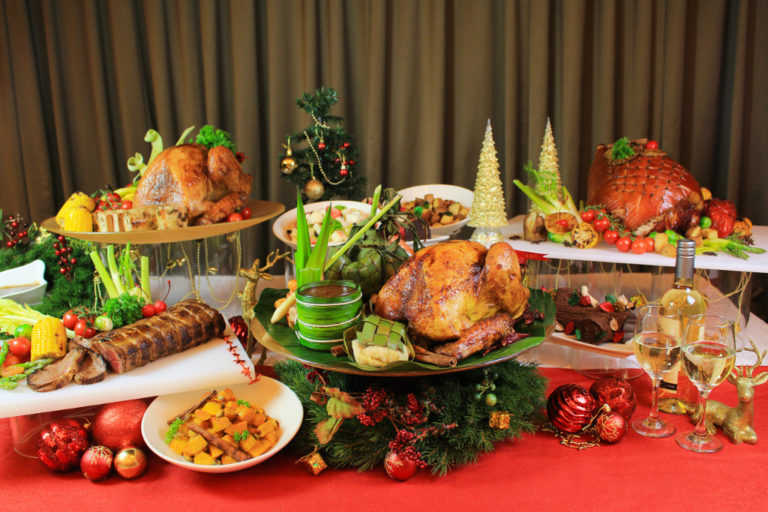 Festive Feasts Christmas Takeaways - Hotel Fort Canning