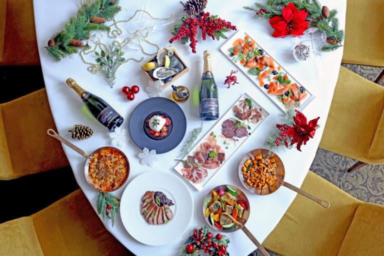 Festive Feasts Christmas Takeaways - Zafferano