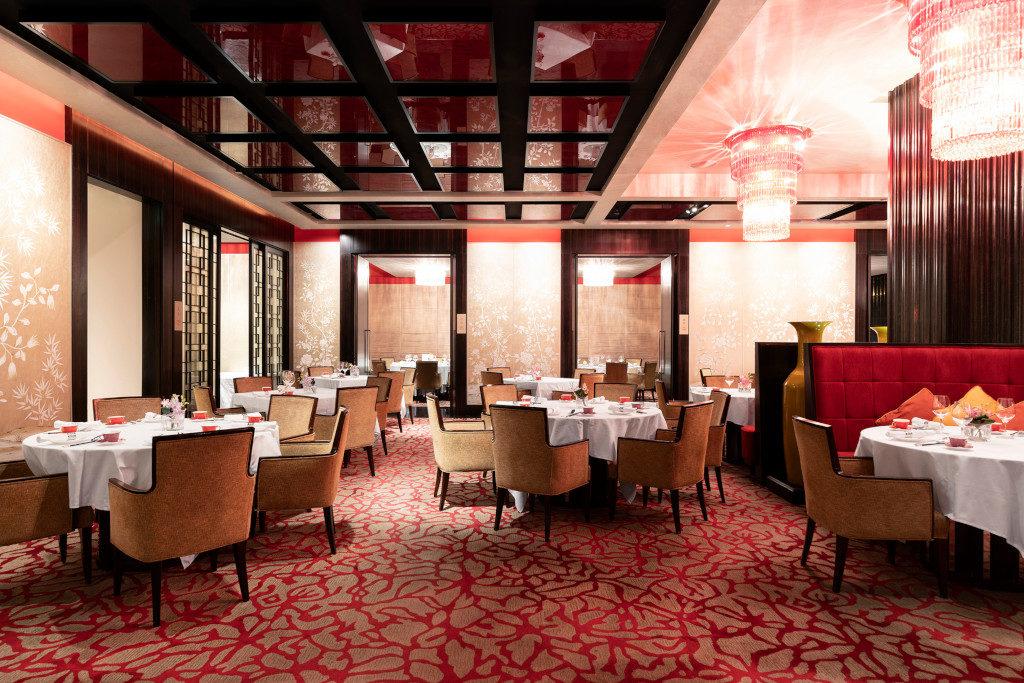Shangri-La Hotel Singapore - Shang Palace