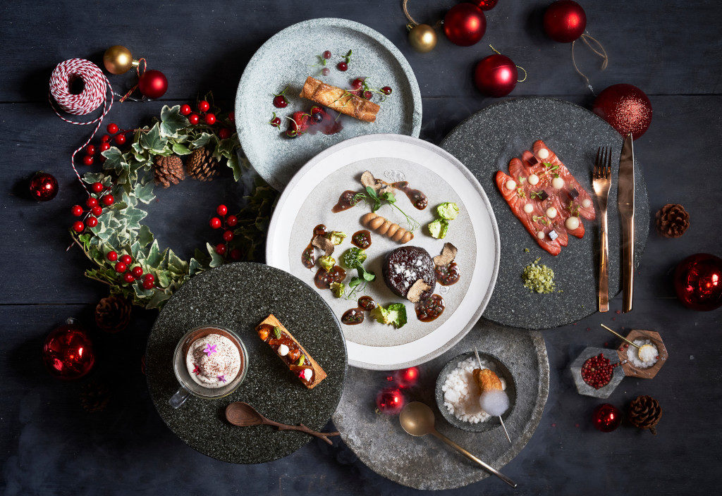 15 Stamford by Alvin Leung Christmas feasts 2019