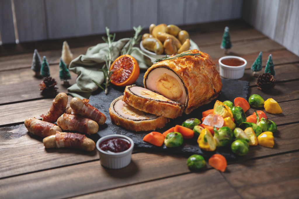 cbest log cakes and roast turkeys 2019 - resorts world sentosa