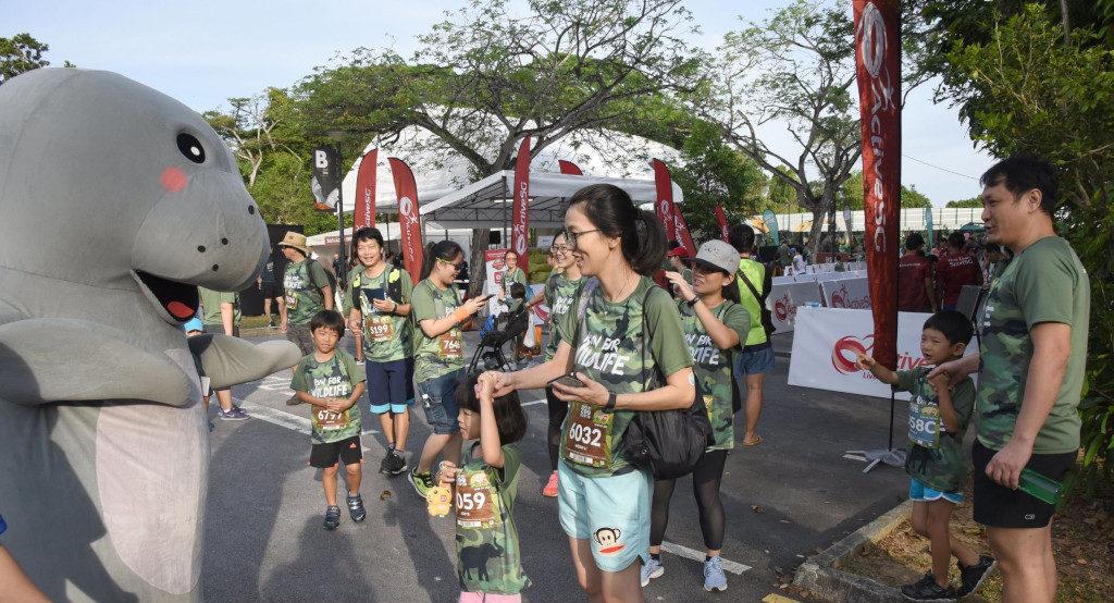 kids running events 2020 - safari zoo run