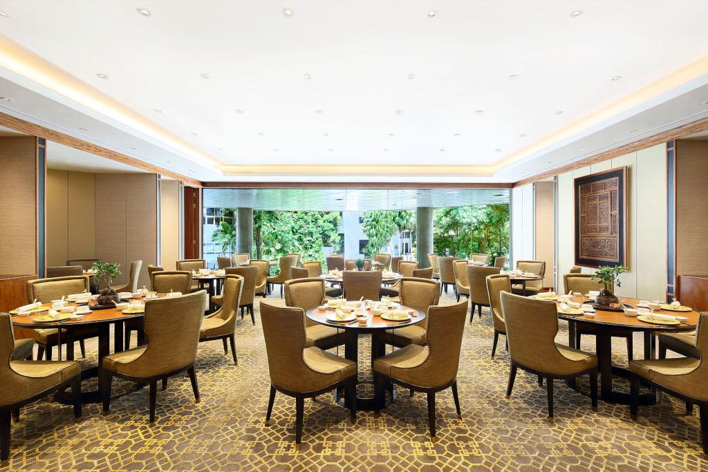 orchard hotel - hua ting restaurant