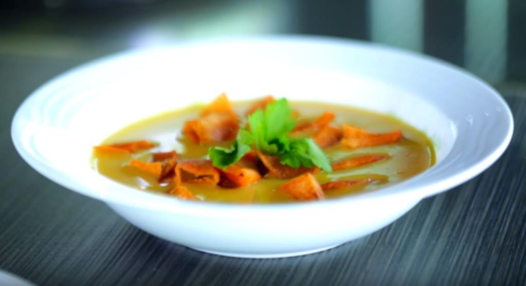 Emirates Arabic Lentil Soup