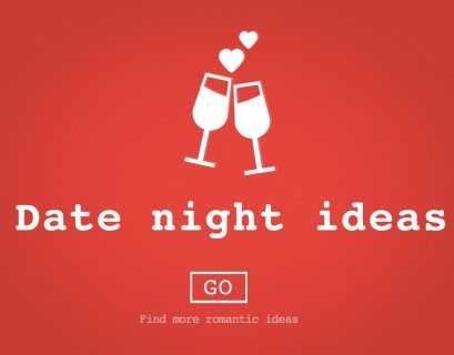 Valentine's Day date night ideas