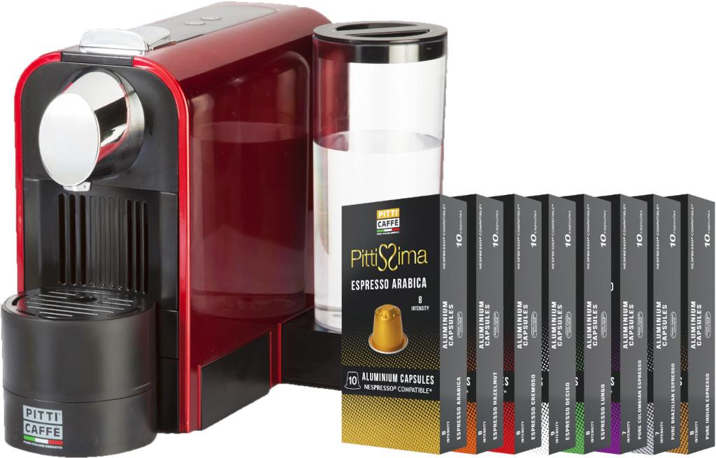 IWD 2021 - Pitti Caffe giveaway