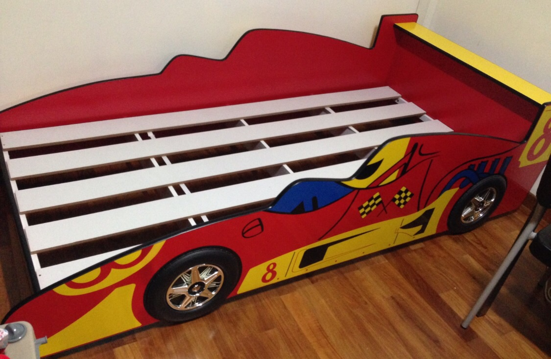 the bat tykes little a beds pin turned into race car bed we mobile blue