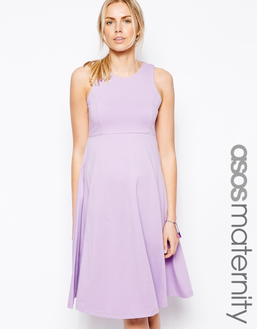 b76a70affaae UK10 ASOS Midi Dress. Worn only a couple of times. In excellent condition.  $20. Self collection at Kent ridge mrt.