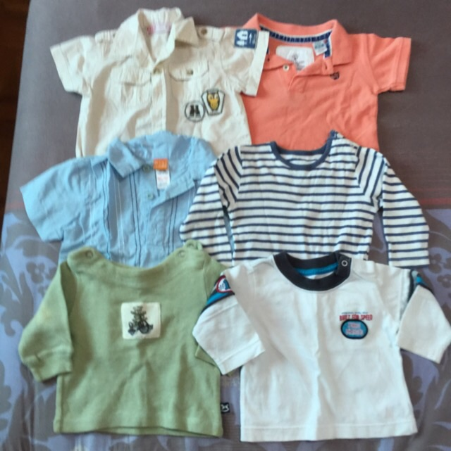 Cheap Baby Clothes 0 12 Mths Timberland Mothercare Oshgosh