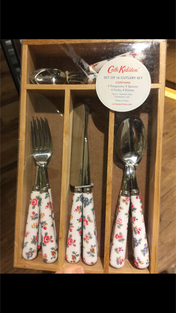 IMG_4567.png & Cath Kidston Cutlery Set $60 Per Set | SingaporeMotherhood Forum