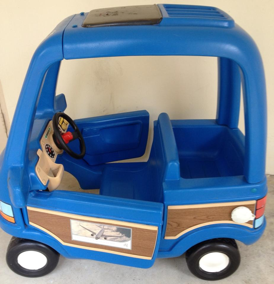 WTB Little Tikes Grand Coupe Cosy Truck
