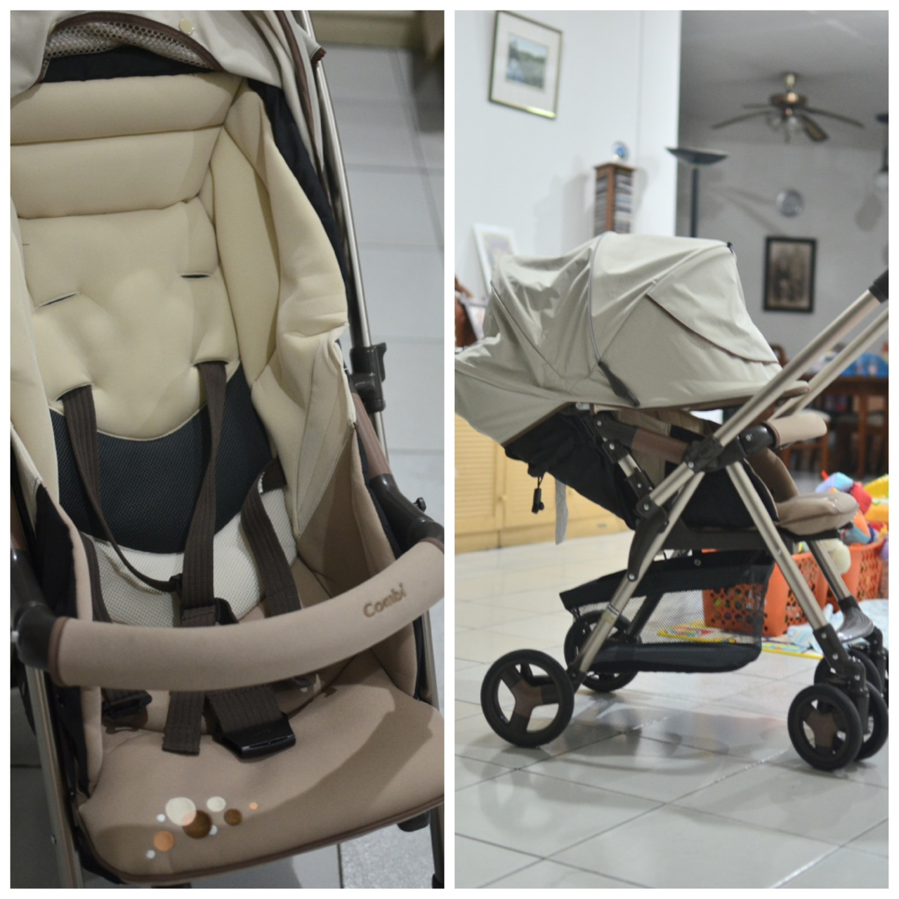 Wtb: stroller that reclines and lets bb lie flat ...